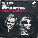 1973 Monica And Oscar Benton, What I Wanna Do .jpg