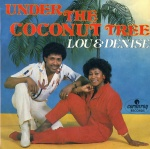 1984 Lou & Denise, Under the coconut tree.jpg