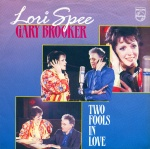 1986 Lori Spee & Gary Brooker, Two fools in love.jpg
