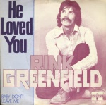 1975 Rink Greenfield, He loved you.jpg