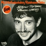 1978 Jonathan Richman & The Modern Lovers, My Little Kookenhaken.jpg