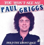 1983 Paul Griggs, You Won't See Me.jpg